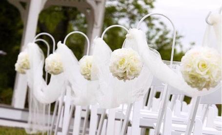 Wedding Aisle Decor - A Perfect Aisle